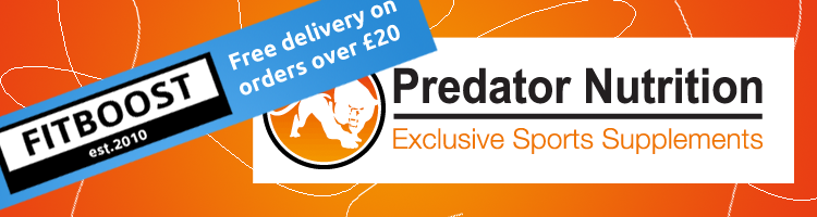 Predator Nutrition - Free delivery on orders over £20